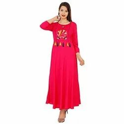 Ladies Full Length Designer Kurti