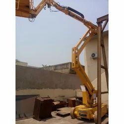 Man Lift Crane - Boom Lifts Latest Price, Manufacturers