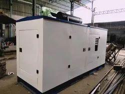Acoustic Enclosure For Generators