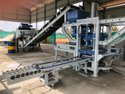 Aneco 10V Automatic Interlocking Concrete Brick Machine