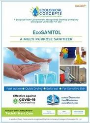 ECOSANITOL- WHO Approved Sanitizer Formula