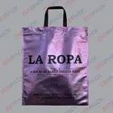 Printed Metalised Non Woven Loop Handle Bag