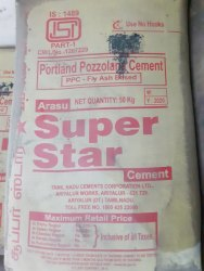 Arasu PPC Cement, Packaging Size: 50 KG