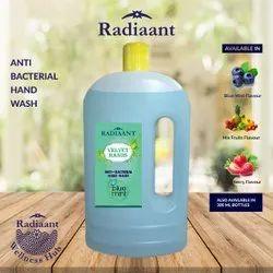 Velvet Liquid Anti Bacterial Hand Wash Gel, Packaging Type: Bottle, Packaging Size: 300ml