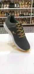 Gold Green E V A Sparx Shoes, Size: Large, Model Name/Number: Master