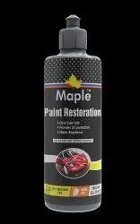Liquid Maple Paint Restoration Polish, For Automobiles, Packaging Type: Bottle