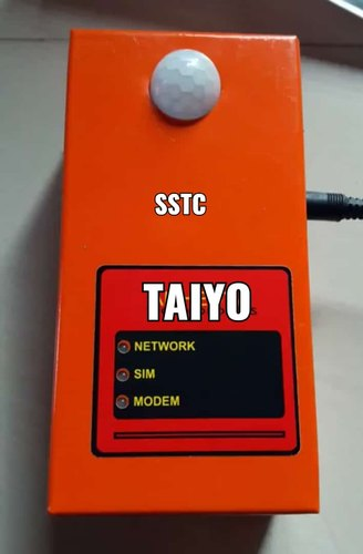 GSM INTRUDER ALARM