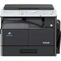 Black & White Bizhub 205i A3 Monochrome Multifunction Printer, 20 Ppm