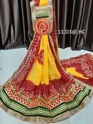 Designer Marwadi Stole