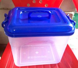 Lock And Lock Plastic Containers with handle