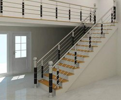 SSM82 Stainless Steel Staircase Railing