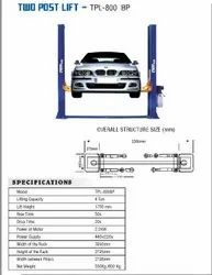 Car Lift Machine