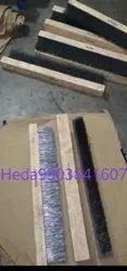 Hard White Fly Ash Brick Brush, For Cleaning