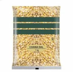 Yellow Chana Dal, 1 Kg, High in Protein