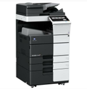 Bizhub C458 Konica Minolta Photocopy Machine
