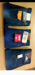 Skinny Button Women's Jeans