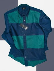 Party Wear Men Designer Shirt, Size: Small Medium Large XL XXL