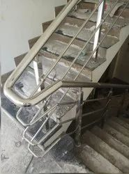 SSM80 Stainless Steel Staircase Railing