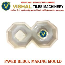 Plastic Tiles Mould