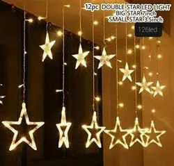 styron and copper wire Star Led Light, Lighting Color: Warm White