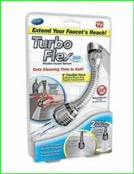 Silver Stainless Steel Turbo Flex 360, For Kitchen