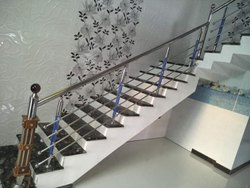SSM90 Stainless Steel Staircase Railing