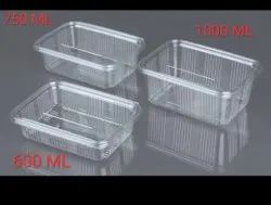 Disposable Pet Food Container