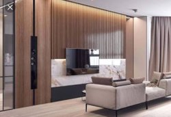 Divine WPC Fluted Wall Panels