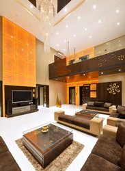 Bunglow Interior Designing