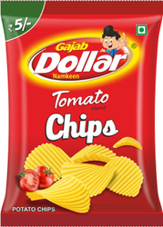 Tomato Chips, Packaging Size: 5MRP