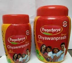 Pranacharya Chawan Prash, 500g, Non prescription