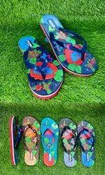Ladies Flat Ladies Slippers Size - 5*8 women footwear, Article: Baby Series
