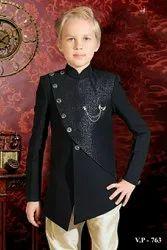 2-Piece Suit Festive Kids Jodhpuri Suits