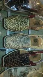 Mens Embroidered Peshawari Sandals, Size: 5 To 12