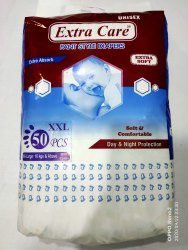 Extra Care Pant Style Diapers 50pcs Size: XXL