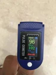 Pulse Oximeter Fingertip to test Oxygen and Pulse Level
