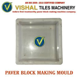 Plane Square Paver Block Making Mould