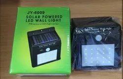 Solar Powered LED Wall Sensar Light