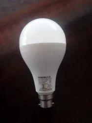 10 W Cool daylight Havells Led Bulb 9 Watt
