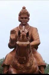 Basaveshwar Maharaj Statue
