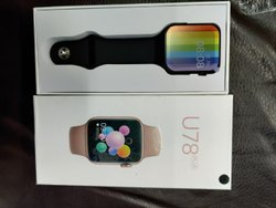 U78 Smart Watch