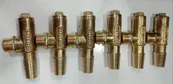 Brass Adjustable Ferrule