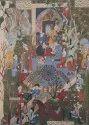 Paper Persian painting