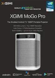 Xgimi Mogo pro projector, Brightness: 0-1000 Lumens