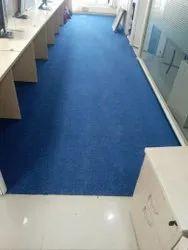 Blue Office Carpet