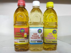 Organic Cooking Oil, 15 L