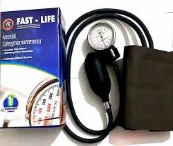 fast -life 0-285 Blood Pressure Anroide Dail Type Sygnomonometer System, For Hospital, 0.02 (pressure)