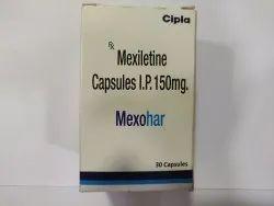 Mexiletine 150 mg Capsule
