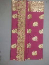 6.3 m (with blouse piece) Banarasi Silk Handloom Saree