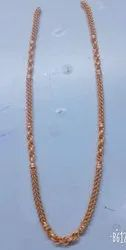 Artificial Chain Gold Coular